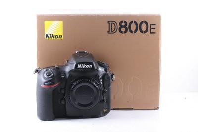98/尼康 D800E 全幅数码机 (全套包装)快门数2034次