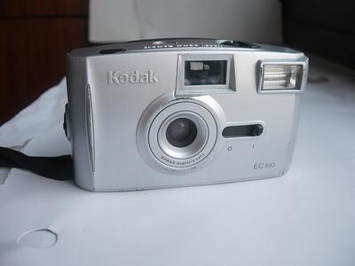 很新柯达EC100自动曝光便携式相机,收藏使用