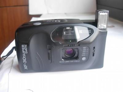 很新理光30s经典定焦镜头相机,收藏使用