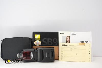 95新尼康 SB-910行货带包装(BH04120005)