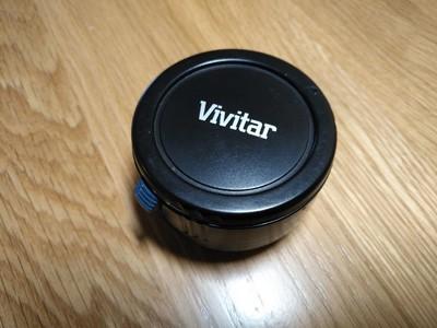 威达Vivitar 2X AUTO 增距镜头(佳能口)