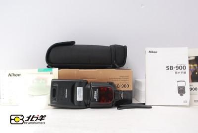 95新尼康 SB-900行货带包装(BH04120006)