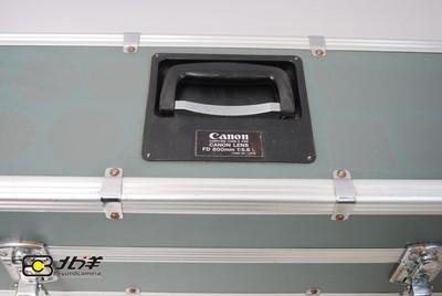 90新佳能FD800/5.6L 手动镜头带铝箱