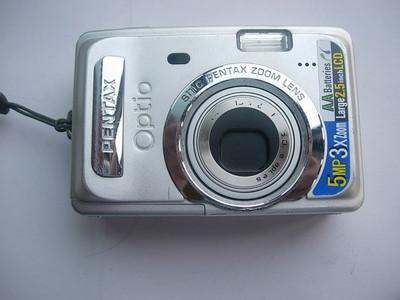 很新宾得 Optio S55数码相机