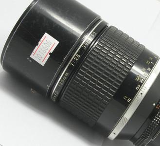 80新 尼康 AIS 180/2.8 ED(6606)