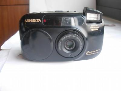 很新美能达20自动对焦便携式相机