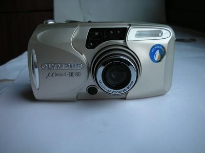 很新奥林巴斯u3-80自动对焦旁轴相机,u2系列升级版,更小巧