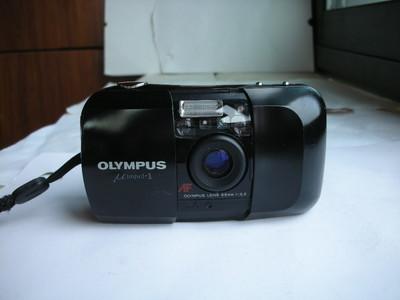 很新奥林巴斯u1经典定焦镜头相机