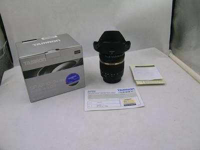 出售 99新 腾龙 SP AF10-24mm f/3.5-4.5 Di II 佳能口 包装齐全