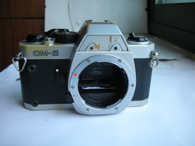 日本启龙CM5机械快门单反相机