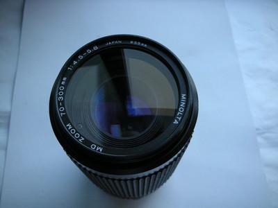 很新美能达70--300mmf4.5-5.8镜头,MD卡口,收藏使用