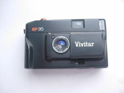 很新日本威达EF35定焦镜头(30mm自动曝光便携式相机,收藏使用
