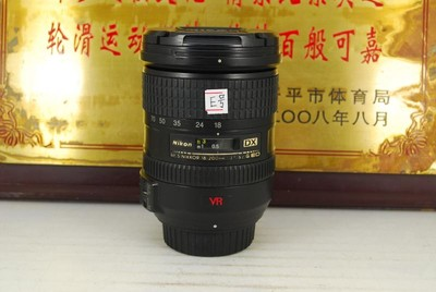尼康 18-200 F3.5-5.6G VR 单反镜头 防抖 广角长焦 一镜走天下