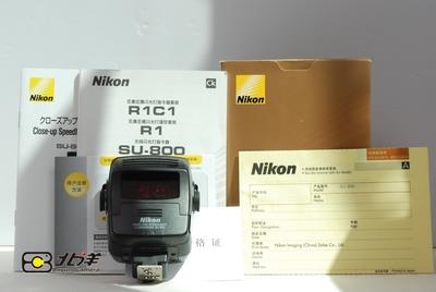 98新尼康 SU-800 无线闪光灯指令器行货带包装(BH04120003)