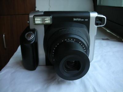 很新富士310一次成像相机,收藏使用