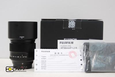 98新富士 XF56/1.2 R行货带包装