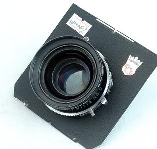 施耐德Schneider symmar-S 150mm /f5.6 MC (4x5画幅镜头)