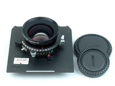尼康 NIKON Nikkor-W 150mm F5.6 极上品 !