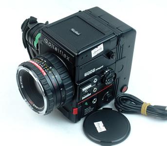 禄来Rollei rolleiflex 6008 inlegral 套机(新款电池)