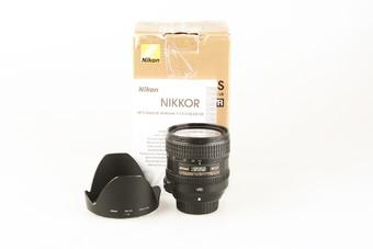 95新 尼康 AF-S 24-85mm f/3.5