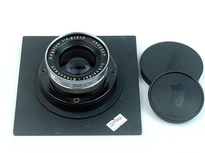 施耐德Schneider  SUPER-ANGULON 210mm F6.8   8x10广角镜头