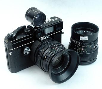富士 FUJI GL690机身 + 65/5.6 +取景器+100/3.5镜头