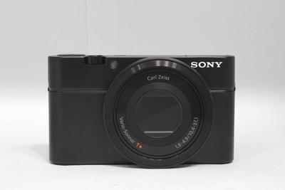 【便携式卡片相机】索尼 RX100 黑卡一代(NO:2340)*