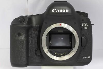 全画幅专业数码相机】佳能 5D Mark III(NO:5251)