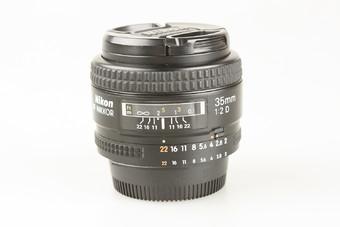 95新 尼康 AF 35mm f/2D