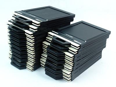 美国 FIDELITY  4x5 片夹片盒