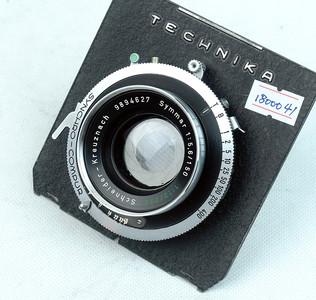 施耐德Schneider symmar-S 150mm /f5.6  (4x5画幅镜头)