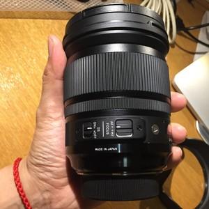 适马 24-105mm f/4 DG OS HSM(A) (尼康口)