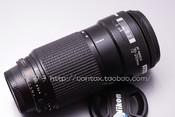 Nikon 尼康 AF70-210/4 70 210 F4 小小黑