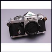 Nikon 尼康 尖顶 F2 DE-1 取景器 银色 单反机身