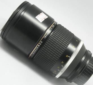95新 尼康 AIS 180/2.8 ED(6597)