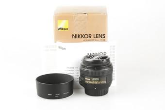 98新 尼康 AF-S 50mm f/1.4 G