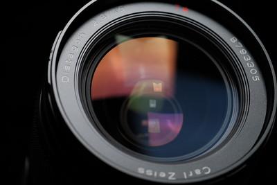 康泰时645镜头45MM,F2.8