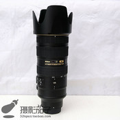 98新尼康 AF-S 70-200mm f/2.8G VR II 8372[支持高价回收置换]