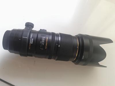急卖适马 APO 70-200mm f/2.8  EX DG MACRO HSM  带防抖5代