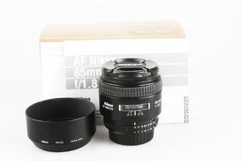 98新 尼康 AF 85mm f/1.8D