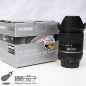 99新腾龙16-300mm f/3.5-6.3 Di II VC#0915[支持高价回收置换]