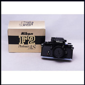 收藏 新同品 尼康 Nikon F2AS F2 AS 经典全机械 值得收藏