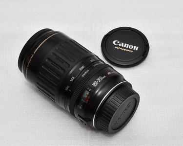 佳能 EF 100-300mm f/4.5-5.6 USM变焦镜头