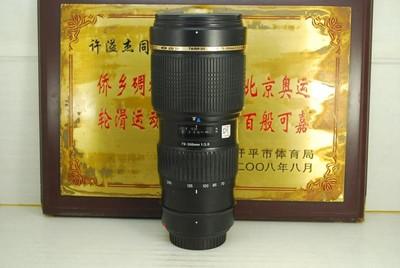 佳能口 腾龙 70-200 F2.8 A001 小龙炮 单反镜头 恒圈长焦人像