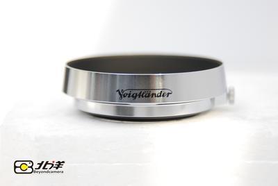 99新福伦达35 1.7 银色遮光罩