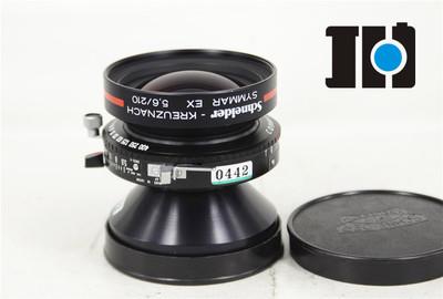 Schneider施耐德 SYMMAR-EX 210/5.6 大画幅座机镜头