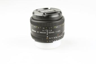 95新 尼康 AF 50mm f/1.8D(尼康标