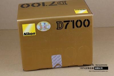 NIKON 尼康 D7100 机身 专业数码单反 99新 关联 D7000 D7200