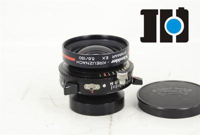Schneider施耐德 SYMMAR-EX 150/5.6 标准镜头 大画幅座机镜头