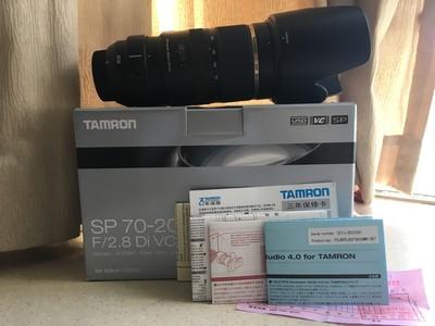腾龙 SP 70-200mm F/2.8 Di VC USD(A009)尼康口